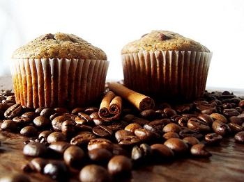 Cuppachino Muffin