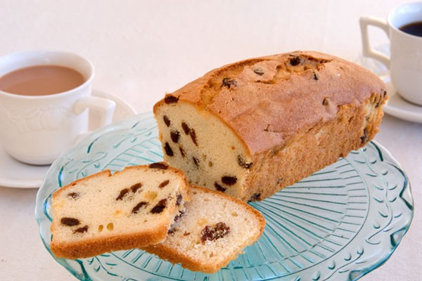 Madiera Loaf