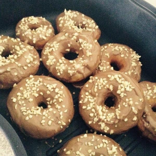 Mini Doughnuts