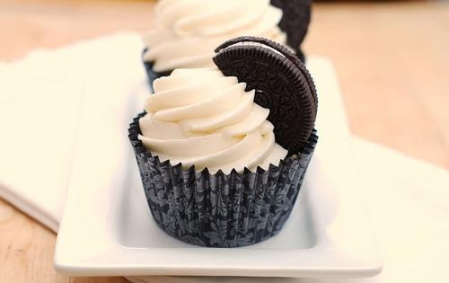 Oreo Cuppies